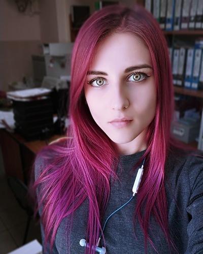 Даша Максимова