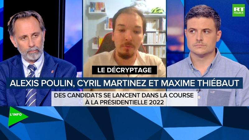 Le décryptage le lancement de la course à la présidentielle 2022
