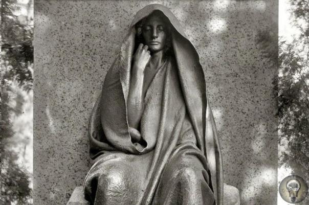 Черный Эгги: Статуя, которая убивает Легенда о Черном Эгги - самая знаменитая и страшная история кладбища Друид Ридж, штат Мэриленд. И даже с виду эта статуя выглядит жутковато. Прозвище Черный