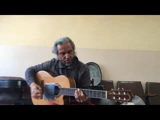 Metallica -Wherever I May Roam-cover Garri Pat