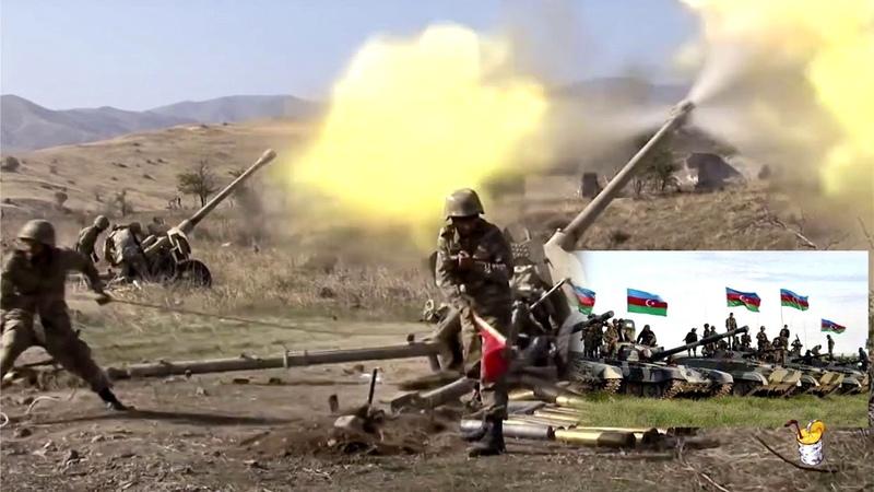 Конец Армении Азербайджан готов окончательно раздавить оккупационный режим Пашиняна