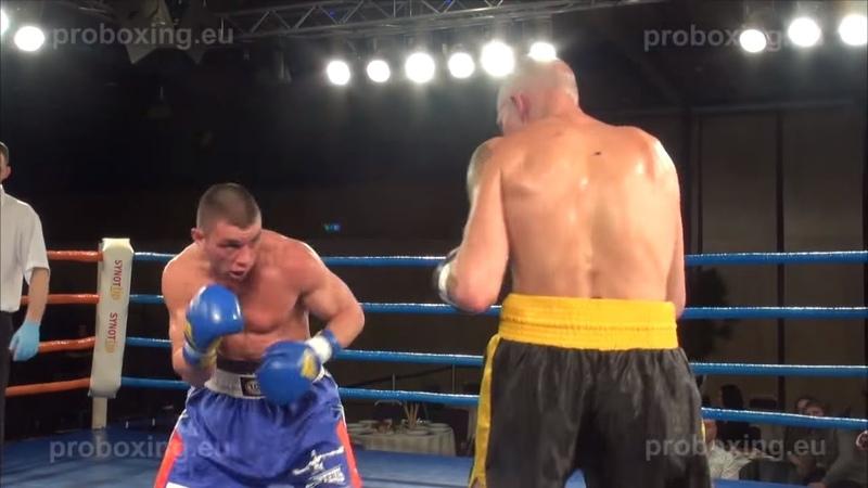 Pavel Semjonov EST VS Dmitrij Ovsjannikov LAT Magadan Fights 27 12 2014