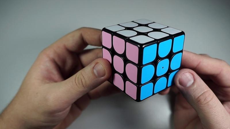 📲😱 Este Cubo mágico é único e chegou para Revolucionar o modo de resolver o cubo mágico. 🔝