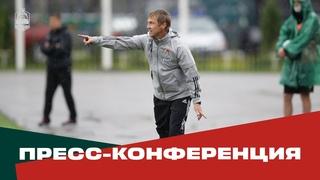Ильшат Файзуллин: Вышедшие на замену игроки дали нужный ритм