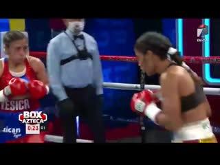 Jessica Nery Plata vs Sandra Robles