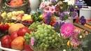 В Кузнецке на праздновании Яблочного спаса прошла выставка цветов