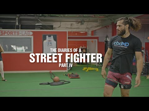 The Diaries Of A Street Fighter Part IV Thy Staff Jorge Masvidal