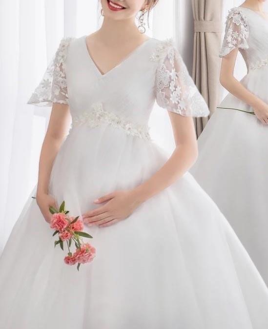 yd3R0 c1RIw - Свадебные платья для беременных 2020 (реклама спонсоров)
