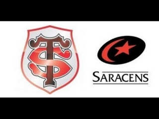 Rugby H C:  Toulouse v Saracens