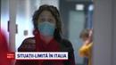 """Italia, """"închisă în casă"""" din cauza pandemiei de coronavirus. """"În 2 săptămâni vedem efectele"""""""