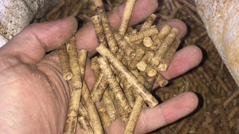 Granular Fruit Sawdust Smoked Fruit Pellet Fruit Pellet For Meat Фруктовая Гранула Для Копчения