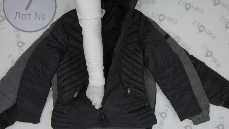 The Fresh brand S Oliver Zero Bonita Puffa Womens Mens*7 сток одежда оптом