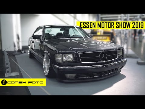 Essen Motor Show 2019 ★ CONEK FOTO ★