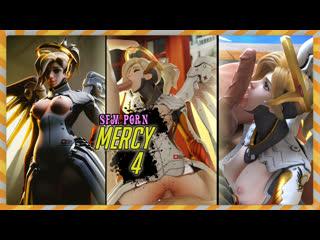 Mercy 4 SFM 3D Porn