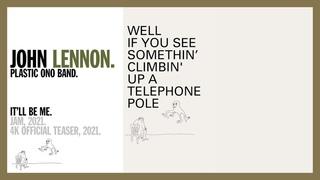 IT'LL BE ME. (JAM) - JOHN LENNON/PLASTIC ONO BAND