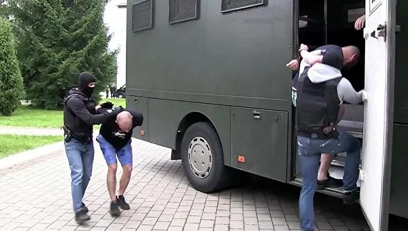 В Украине журналиста вызвали на допрос из-за задержания россиян в Минске