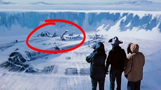 Нечто Необъяснимое Происходит Прямо Сейчас в Антарктиде!