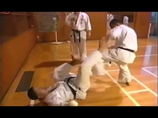Каратэ в силах самообороны Японии - 2 часть (Karate in the forces of self-defense of Japan - 2)
