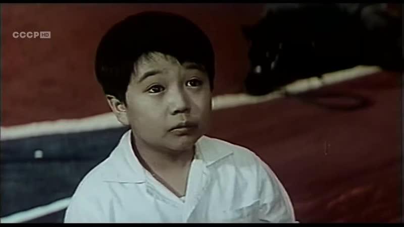 Маленький беглец. СССР, Япония, 1966 год