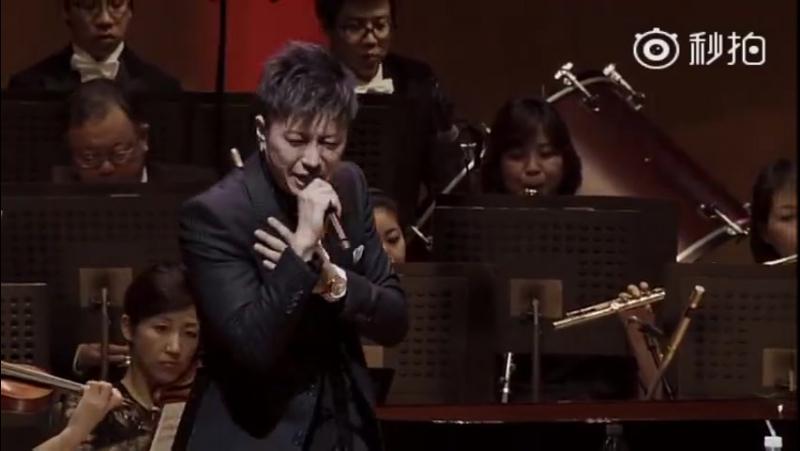 GACKT Weibo 09 12 2017 Tokyo Philharmonic Symphony Orchestra 2 Karei naru kurashikku no tabe 2015 10 CLAYMORE