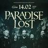 Paradise Lost (UK) || 14.02.20 || Москва