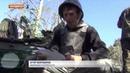Захваченный танк рос.армии Т-72Б3 под Иловайском [август 2014]