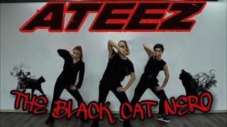 ATEEZ(에이티즈) - 'THE BLACK CAT NERO' | dance cover by 4BK
