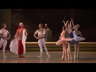 Raymonda [choreography by Konstantin Sergeyev] - Viktoria Tereshkina, Xander Parish, Konstantin Zverev, Yekaterina Chebykina MT