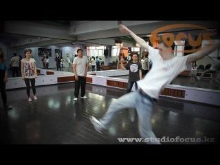Hip-Hop Juniors Training | Teacher O.C. | Dance Studio Focus