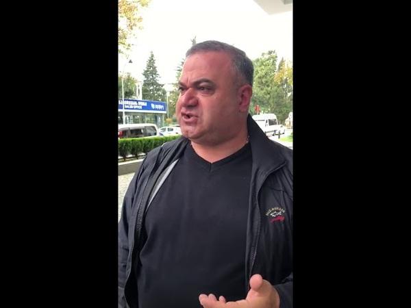 Анекдот спор армянина и азера