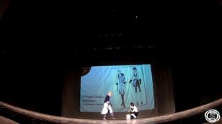 B-Project - Ryuuji Korekuni, Tomohisa Kitakado (Парное косплей-дефиле) - SOS 2019