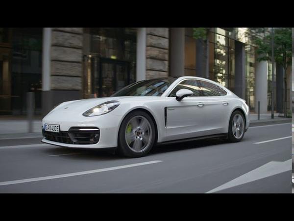 Porsche Panamera 4S E-Hybrid and Panamera Turbo S Sport Turismo
