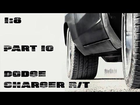 Сборка Dodge Charger R/T FastFurious 1:8 от Deagostini - Part10.