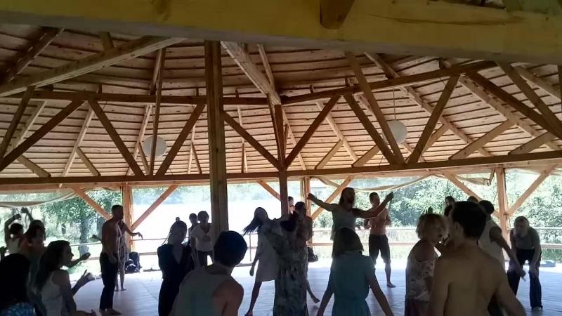 Ecstatic dance 1 ecocamp